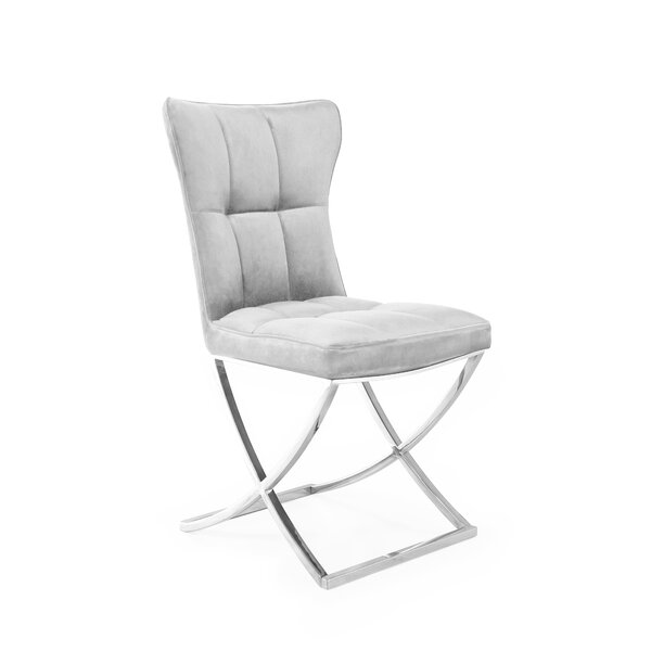 Lorenz Dining Chair by Rosdorf Park