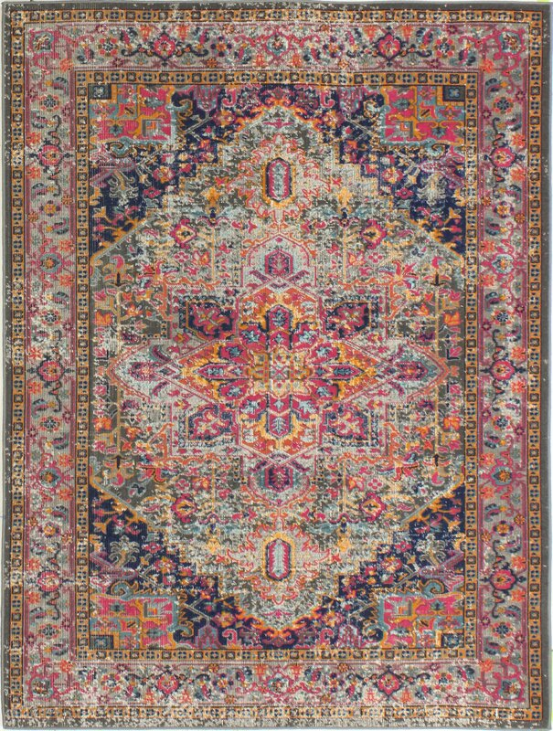 Blackwell Multi Colored Area Rug