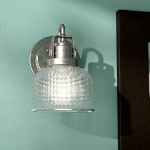 Find the perfect Gotha 1-Light Bath Vanity Light By Beachcrest Home