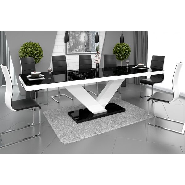 Thurmont Extendable Dining Table by Wade Logan