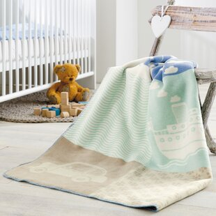 Look for Cuddly Patchwork Blanket By Ibena