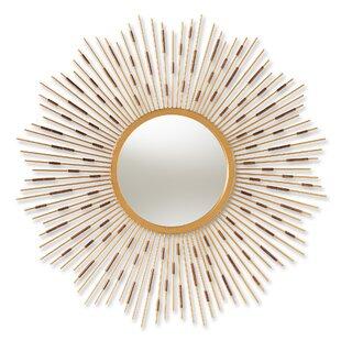 Wrought Studio Oriana Wall Mirror