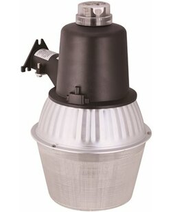 Affordable 1-Light Flood Light By Monument