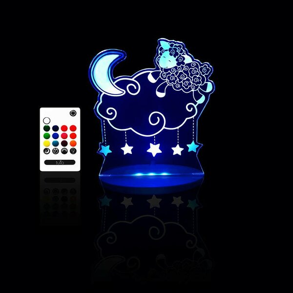 Lamb Night Light by Tulio Dream Lights