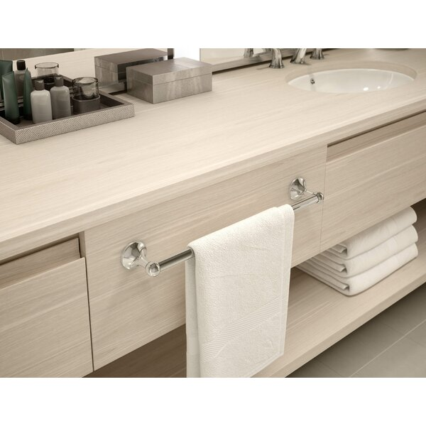 Unity 24 Fixture Mounted Towel Bar by Symmons
