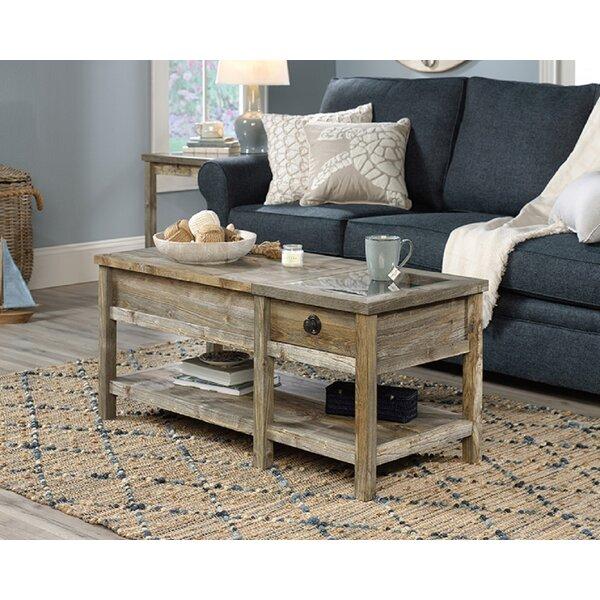 Artie Coffee Table With Storage By Gracie Oaks