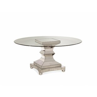 Look for Zanuck Dining Table By House of Hampton