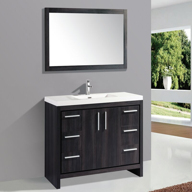 double vanity inch sink nrc reyez single bathroom raul