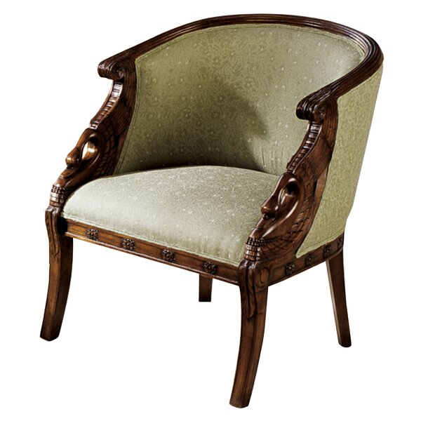 Due Cigno Barrel Chair