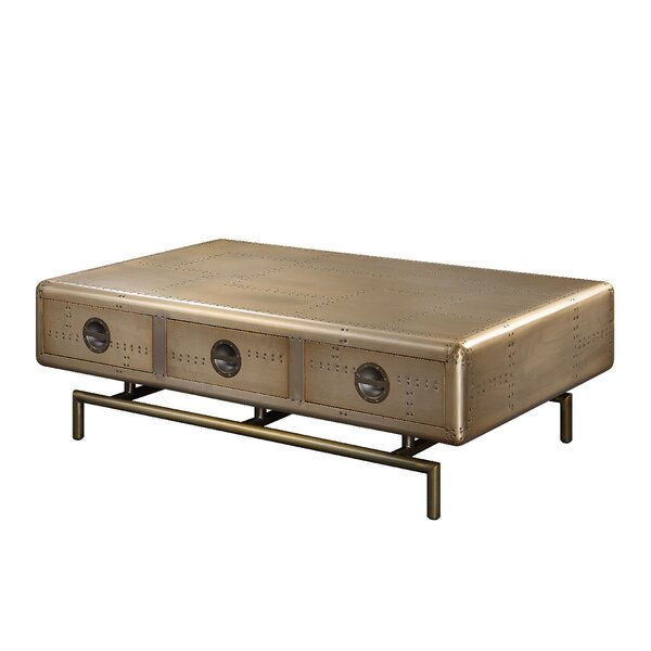 Vancleave Coffee Table With Storage By Williston Forge