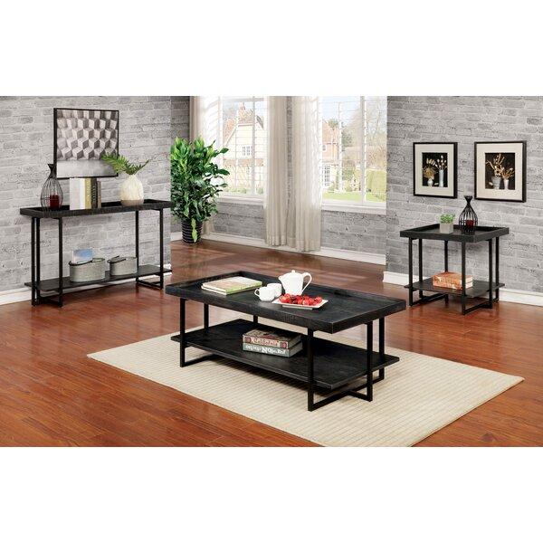 Fatululik 2 Piece Coffee Table Set by Brayden Studio Brayden Studio®