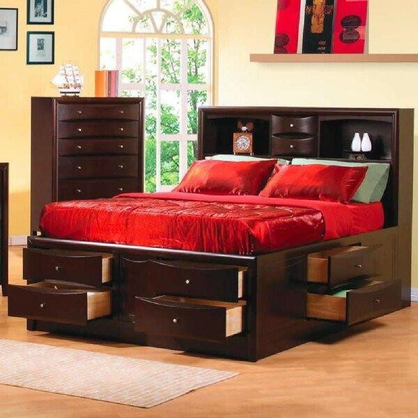 Deeanna Storage Platform Bed by Winston Porter
