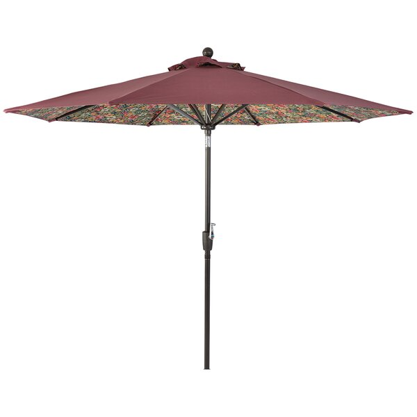Lch 9 Ft Outdoor Patio Umbrella by Freeport Park