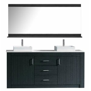 bathroom vanity set.  Modern Bathroom Vanities Cabinets AllModern