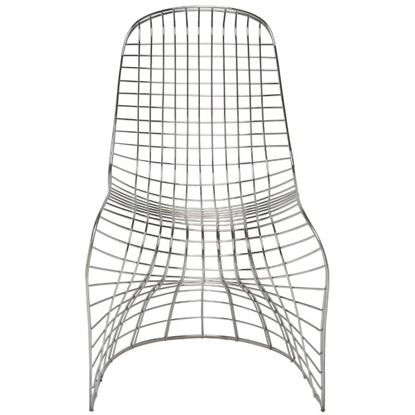 Swerve Dining Chair By Nuevo