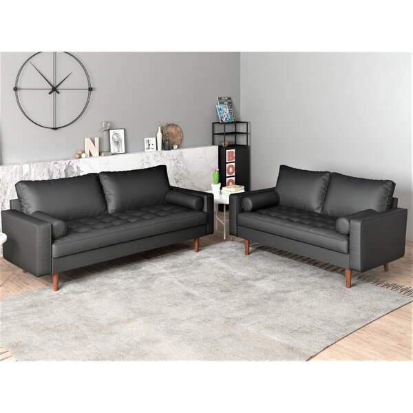 Pauly Jumbo 2 Piece Living Room Set By Williston Forge