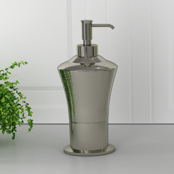 Classic Soap/Lotion Dispenser by NU Steel