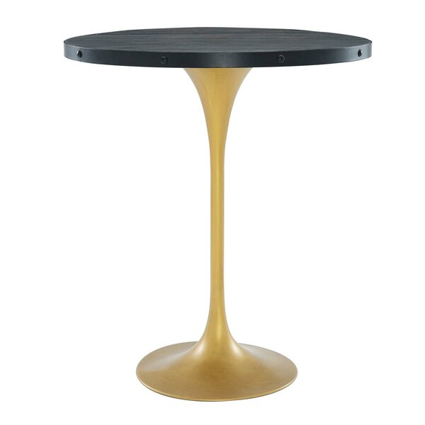 Lorene Wood Pub Table By Wrought Studio New Design