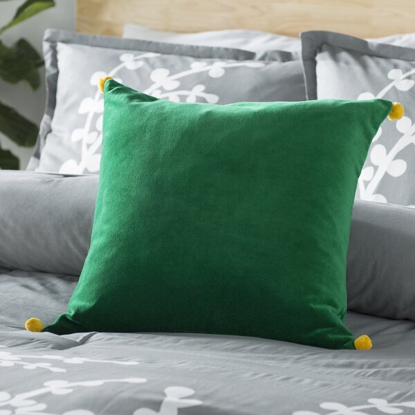 Chinery Throw Pillow by Zipcode Design