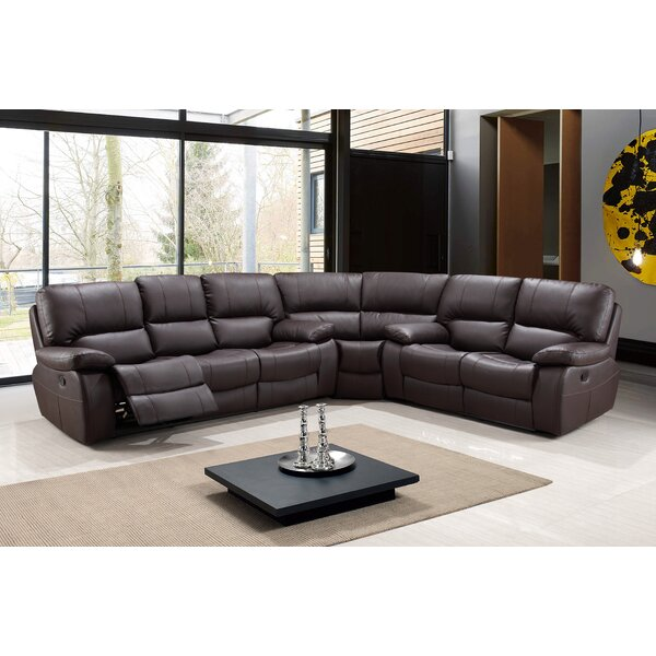 Claverton Reclining Sectional by Red Barrel Studio