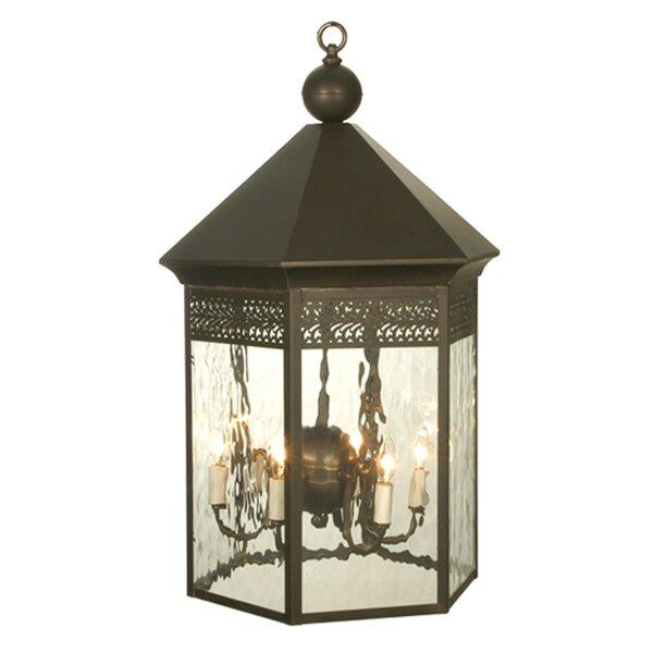 Posada 6 - Light Lantern Geometric Chandelier By Bungalow Rose