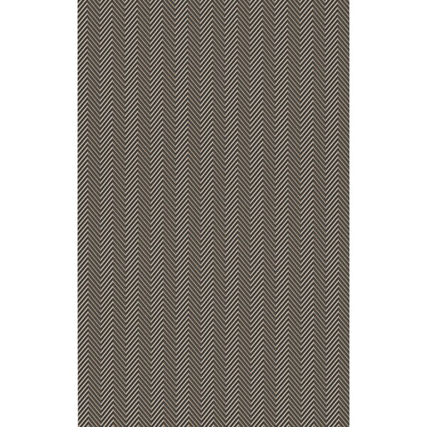 Tormarton Hand-Woven Brown/Gray Area Rug by Wrought Studio