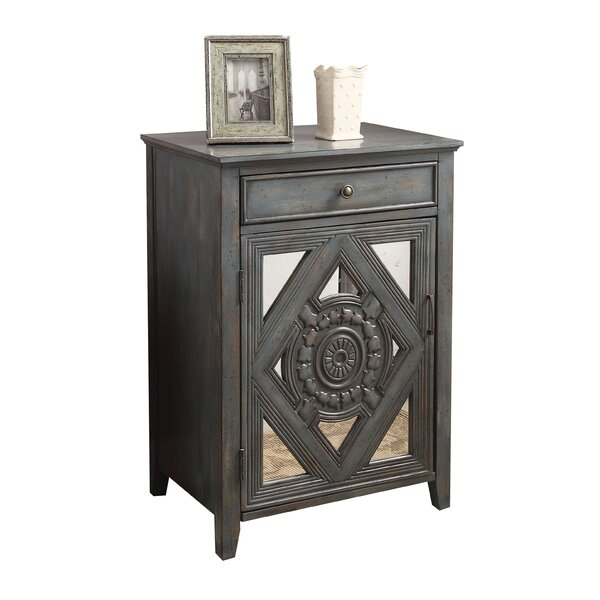 Colten 1 Door Accent Cabinet by One Allium Way One Allium Way