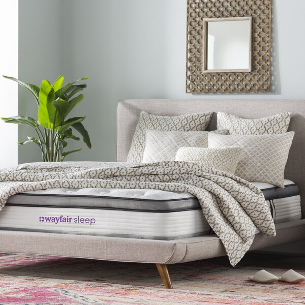 Wayfair Sleep 10.5 Inch Firm Hybrid Mattress By Wayfair Sleep™ by Wayfair Sleep™ Today Only Sale