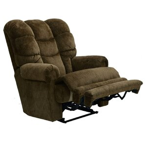 Plush Manual Recliner by LYKE Home