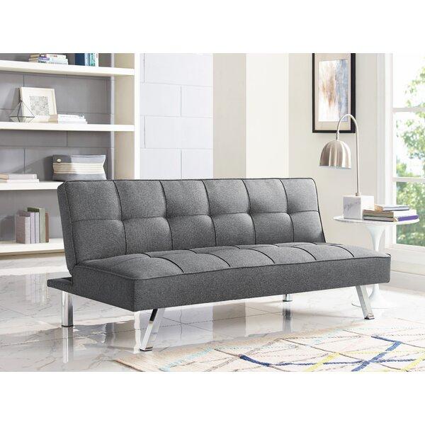 Mclain Convertible Sofa by Orren Ellis