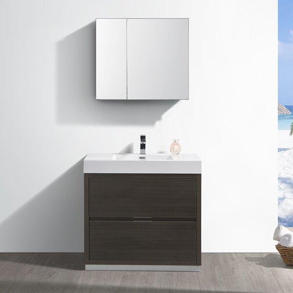 Senza Valencia 36 Single Bathroom Vanity Set
