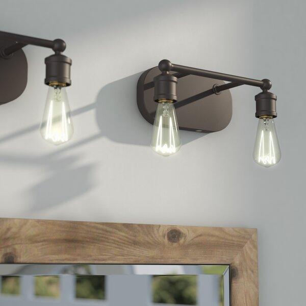 Agave 2-Light Vanity Light by Laurel Foundry Moder