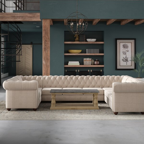 Quitaque Right Hand Facing Sectional By Greyleigh
