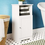 Cabinet Narrow Bathroom Cabinets Shelving Youll Love In