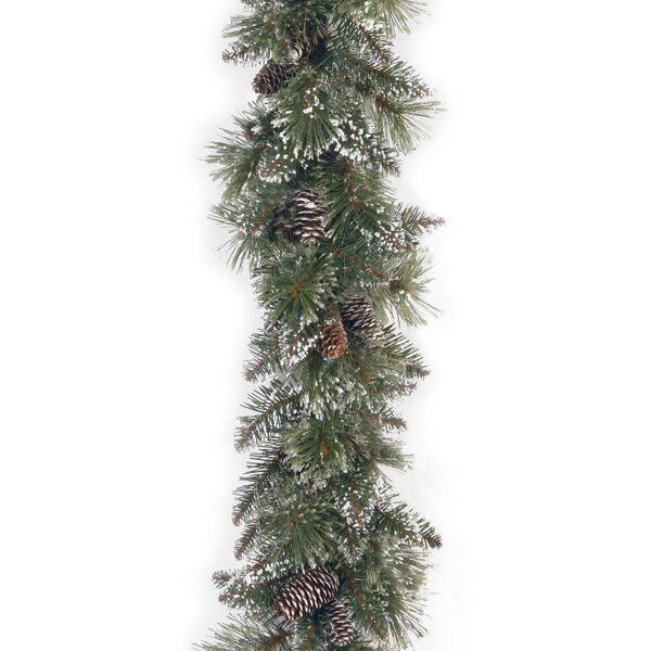 Green Pine Garland by Laurel Foundry Modern Farmhouse