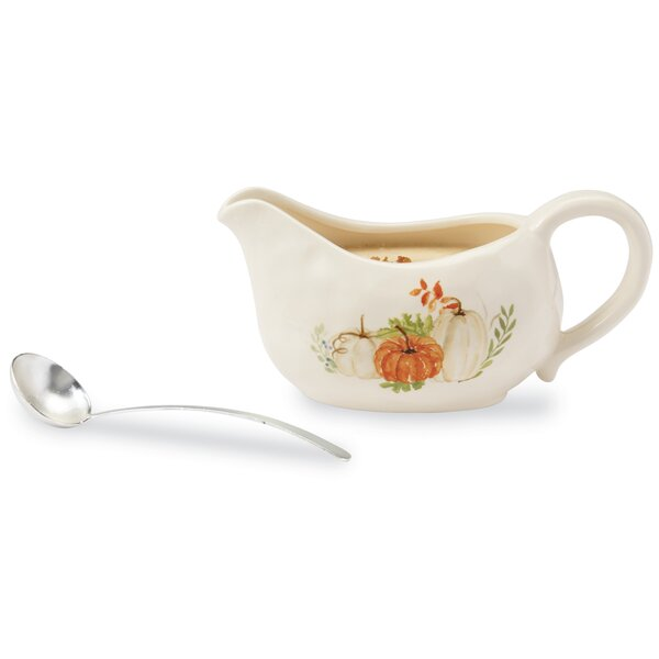 Gather 2 Piece Gravy Boat Set by Mud Pie™
