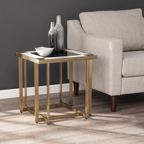 Magdalere End Table by Mercer41 Mercer41