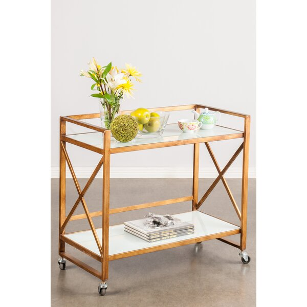 Mia Bar Cart by Statements by J