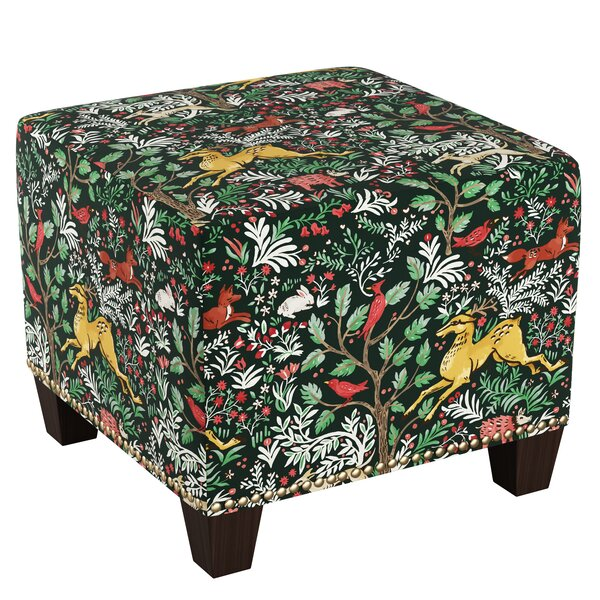 Ravinia Cube Ottoman By August Grove Great Reviews