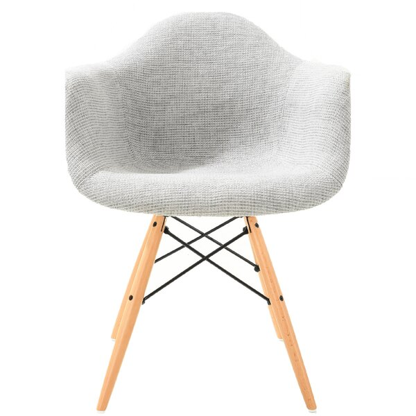 Quintus Padded Upholstered Dining Chair by Langley Street