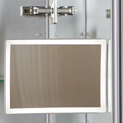 Adjustable Height Magnifying Mirror Wayfair