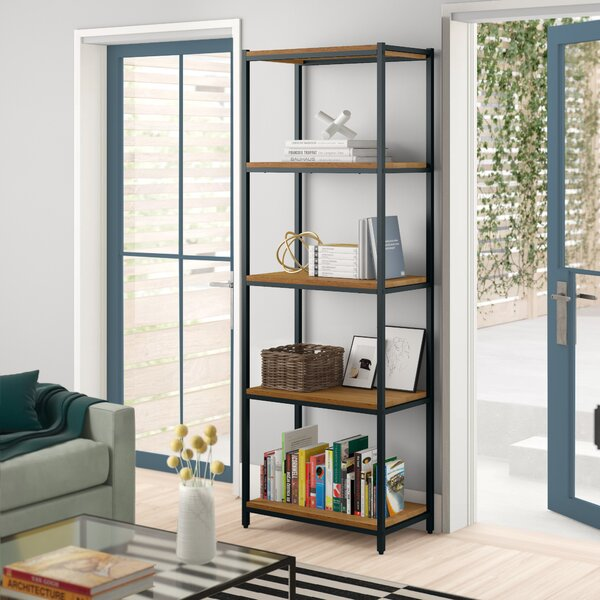 Champney Etagere Bookcase By Zipcode Design Modern