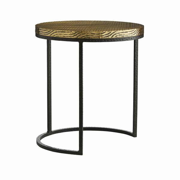 3 Legs End Table By ARTERIORS