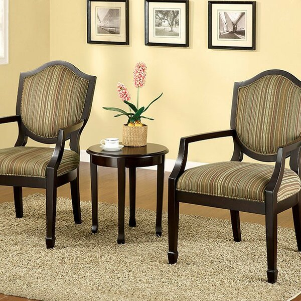 Dawna 3 Piece Living Room Set by Darby Home Co