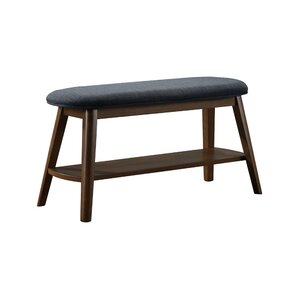 Flavius Upholstered Bench by Langley Street