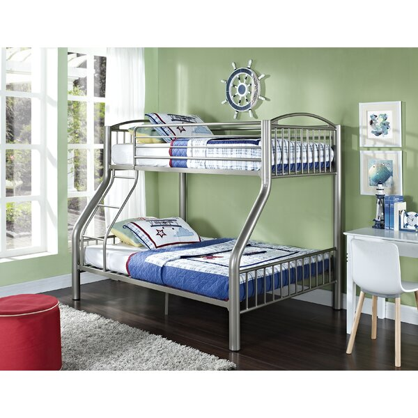 Heusden Twin over Full Bunk Bed by Zoomie Kids