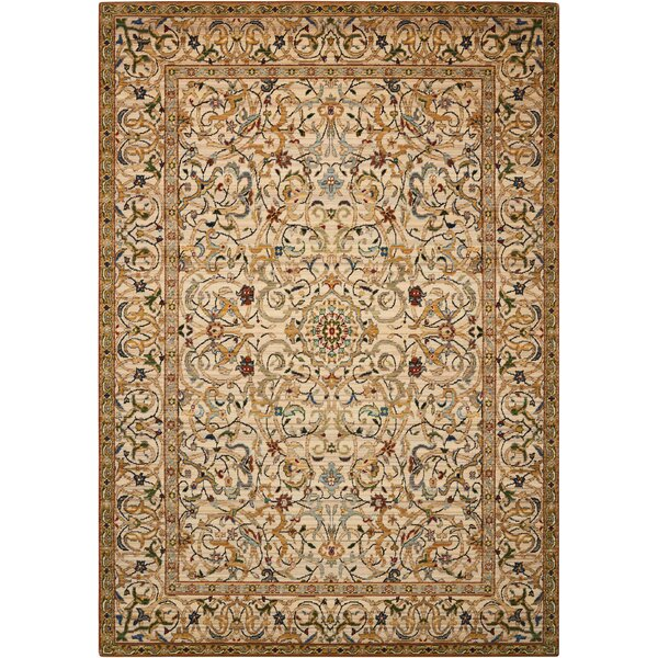 Gaunt Copper Area Rug by Darby Home Co