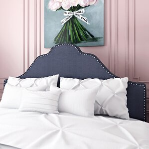 Havilland Upholstered Panel Headboard by Willa Arlo Interiors