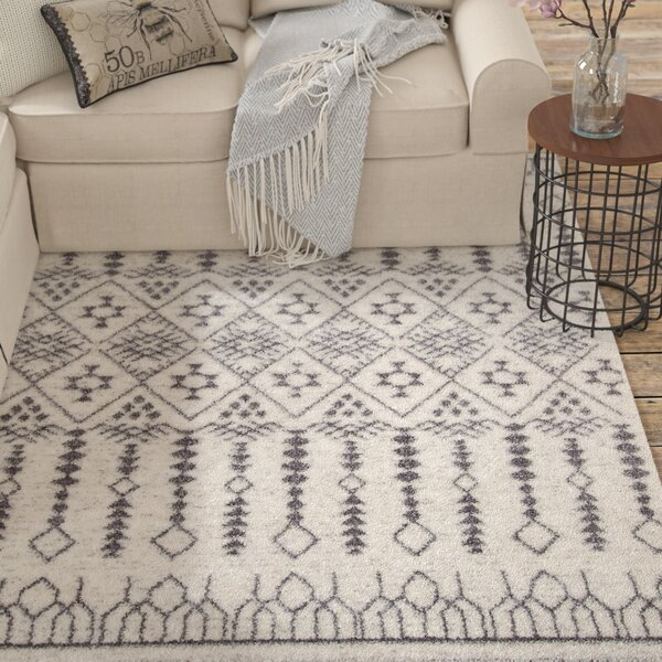 Rundell Ivory Area Rug by Laurel Foundry Modern Farmhouse