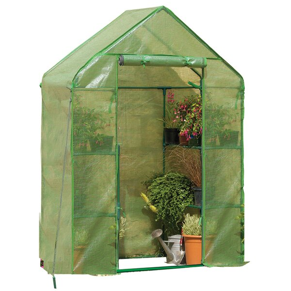 4.67 Ft. W x 4.67 Ft. D Greenhouse by Gardman